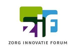 Logo Zorg Innovatie Forum